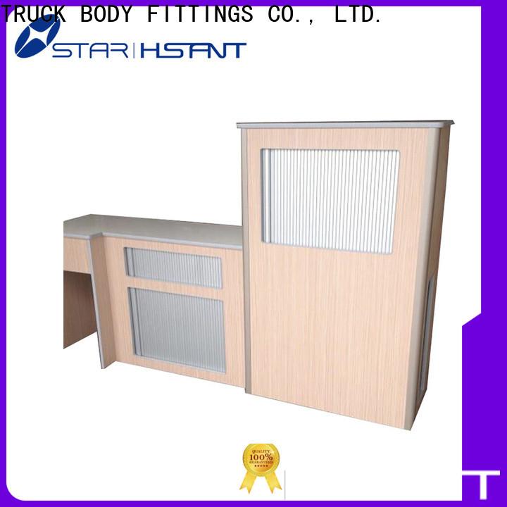 TBF equipment metal roll up door for business for Van