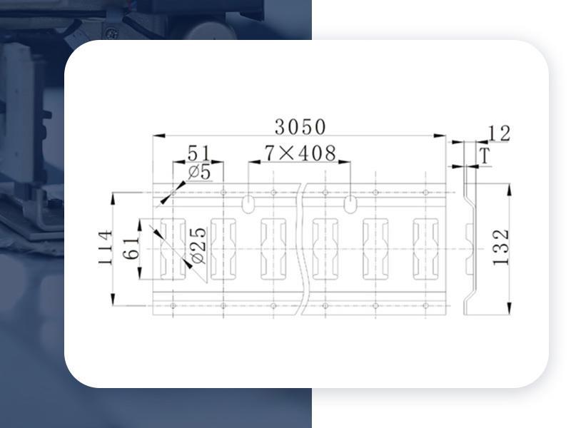 top cargo bar rack cargo company for Trialer-2